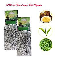 Combo 02 gói trà xanh tân cương 500 gram - Trà tân cương đặc biệt