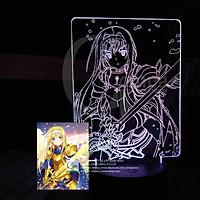 Đèn Ngủ Sword Art Online Alice Zuberg