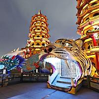 Tour Đài Loan 4N4Đ: Đài Bắc - Cao Hùng - Đài Trung, Gồm Visa, Bay Vietjet Air, Khởi Hành Tháng 03, 04, Hoa Anh Đào