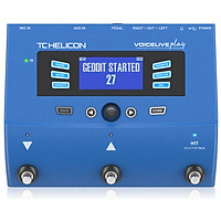 TC-Helicon VoiceLive Play Vocal Effects Pedal-Hàng Chính Hãng