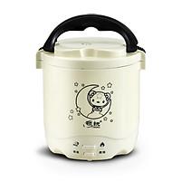 Nồi cơm điện mini 1.2L Mini RC nấu cơm làm bánh nấu cháo cho 1-2 người nấu cơm tại văn phòng bệnh viện