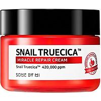 Kem Ốc Sên Some By Mi Snail Truecica Miracle Repair Cream 60g