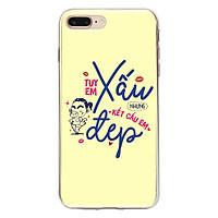 Ốp Lưng Điện Thoại Internet Fun Cho iPhone 7 Plus / 8 Plus I-001-012-C-IP7P