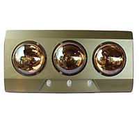 Đèn Sưởi Phòng Nhà Tắm Daichipro DCP-3B (3 Bóng) - Chính Hãng