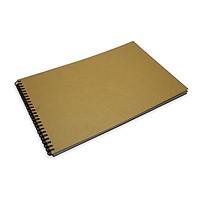Sổ Amico A4 dạng lò xo dùng luyện Calligraphy (21x31cm)