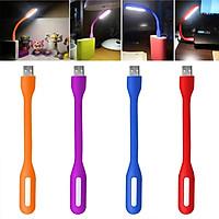 Flexible Usb Light Protable Mini Led Lamp Bendable Laptop Pc Reading Light Eye Protection Night Light
