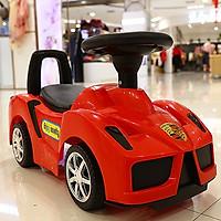 Xe chòi chân ô tô cho bé -                màu đỏ