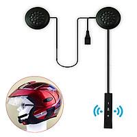 Tai nghe Bluetooth gắn mũ bảo hiểm BT8 - Hàng nhập khẩu