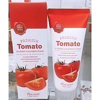 Sữa rửa mặt cà chua Pure Mind Tomato (Tặng 1 mặt nạ Jant Blanc)