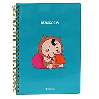 Sổ Lò Xo Oxford Bonicrew A5 80'S #12-1 (IV+IV) - BN16A5-01