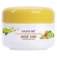 Kem Nén Dưỡng Trắng Ngừa Mụn Hazeline Nghệ Và Kiwi (8g)