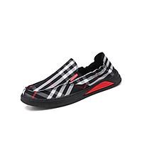 Giày lười nam, giày lười vải nam thoáng khí, khử mùi, bền nhẹ thoải mái, thời trang cá tính hiện đại PETTINO-TL09