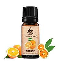 Tinh Dầu Vỏ Cam Aroma Works Essential Oils Orange