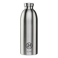 Bình giữ nhiệt chân không 24 Bottles Clima, dung tích 850ml, màu thép