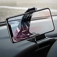 Bộ đế giữ điện thoại dùng trong xe hơi Baseus Mouth Car Holder - Hàng chính hãng