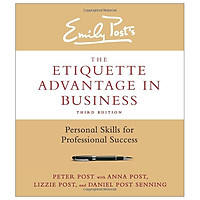 The Etiquette Advantage in Business, Third Edition