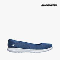 SKECHERS - Giày slip on nữ GOwalk Lite Fabulous 136000-BLU