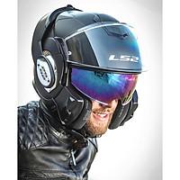 Mũ bảo hiểm Fullface LS2 FF399 Valiant lật hàm 180 độ