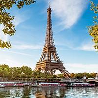 Tour Châu Âu 9N8Đ Từ HCM: Pháp - Luxembourg -...