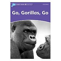 Dolphin Readers Level 4 Go, Gorillas, Go Activity Book
