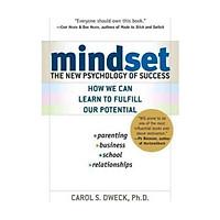 Sách - Mindset: The New Psychology of Success by Carol Dweck - (US Edition, paperback)