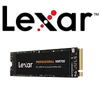 Ổ cứng SSD Lexar NM700 M2 NVME 2280 - Hàng Nhập Khẩu