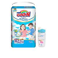 Tã Quần Goo.n Premium Gói Cực Đại XL42 (42 Miếng) - Tăng bình uống nước có ống hút cho bé
