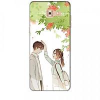 Ốp lưng dành cho điện thoại  SAMSUNG GALAXY C9 PRO Tình Yêu Ngọt Ngào