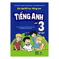 Bộ Sách Tiếng Anh Lớp 3 Tập 1