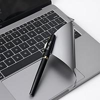 Bộ Full Miếng Dán Jcpal 5 In 1 Dành Cho New Macbook Pro 2016 - Hàng Chính Hãng