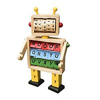 Robot Học Toán Và Chữ Cái Mk - Đồ chơi thông minh