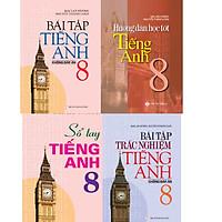 Combo Bài Tập Tiếng Anh 8 Không Đáp Án - Mai Lan Hương