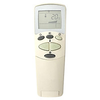 White Practical Air Conditioning Remote Control Air Conditioner for LG 6711A90032L