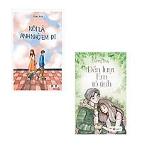 Bộ 2 cuốn tản văn của Dương Thụy và Phan Anh: Đến Lượt Em Tỏ Tình - Nói Là Anh Nhớ Em Đi