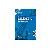 Laser A1+: Workbook with Key Pack