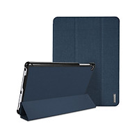 Bao da Samsung Galaxy Tab A 8.0 2019 - SM-T290/T295 DUX DUCIS Smartcover - Hàng nhập khẩu