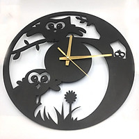 Đồng hồ treo tường trang trí nhà cửa
