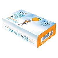 Thùng Sữa Chua Uống Tiệt Trùng Topkid Cam TH True Milk (110ml x 48 Hộp)