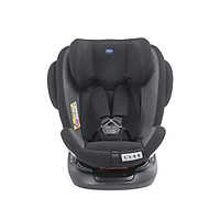 Ghế ngồi ô tô Chicco Unico Plus Isofix 0-12Y xoay 360˚ Đen Shadow