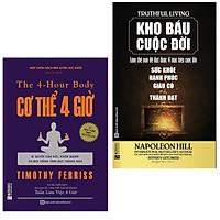 Combo Sách Hay:  Cơ Thể 4 Giờ - Bí Quyết Cân Đối, Khỏe Mạnh Và Đời Sống Tình Dục Thăng Hoa + Kho Báu Cuộc Đời - (Cuốn Sách Viết Lên Những Mục Tiêu Của Người Thành Đạt / Tặng Kèm Bookmark Greenlife)