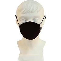 Khẩu trang Nữ_Yvette LIBBY N'guyen Paris_Màu Đen (Black)_Vải công nghệ cao 3 lớp, Chống thấm nước, Thoáng khí, Siêu nhẹ