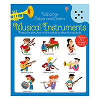 Usborne Listen And Learn Musical Instruments
