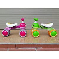 Xe chòi chân thăng bằng cho bé mẫu mới 2019 (xe bơi cân bằng hàng cao cấp) giao màu ngẫu nhiên