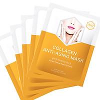 Combo 5 mặt nạ Avif dưỡng da giảm lão hóa - Avif collagen anti-aging mask 21g