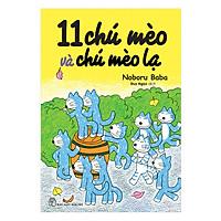 11 Chú Mèo Và Chú Mèo Lạ