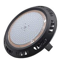 Đèn led chiếu sáng nhà xưởng dạng đĩa bay UFO / Đèn highbay 200w - Ánh sáng trắng 6000K - Chính Hãng Biglai