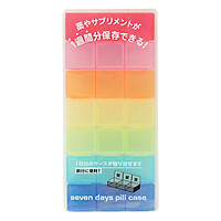 Hộp Nhựa Đựng Thuốc Yamada 304 Nhật Bản