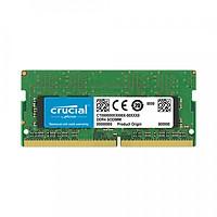 Ram laptop Crucial DDR4 4GB (1x4GB) Bus 2400Mhz SODIMM CT4G4SFS824A - Hàng Chính Hãng