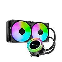 Tản nhiệt nước Jonsbo AIO - TW2-240 LED RGB (Version 501)-  Hàng Chính Hãng