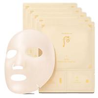 Combo 5 Mặt nạ chống lão hóa Whoo Bichup Moisture Anti-aging 3 step Mask